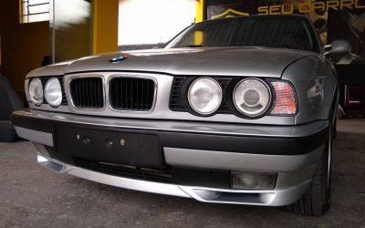 Personalização/Detalhamento BMW série 5